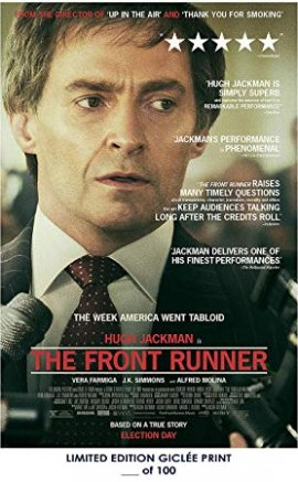 Baş Aday – The Front Runner izle